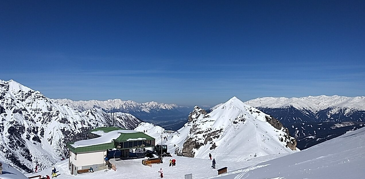Schlick2000 - view over Innsbruck, (c) Riccabona