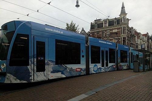 Tramway Stubai style, Amsterdam Oct 2015, (c) Riccabona
